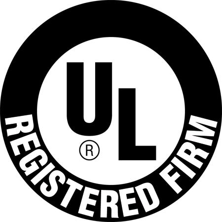 UL Registered Firm Mark